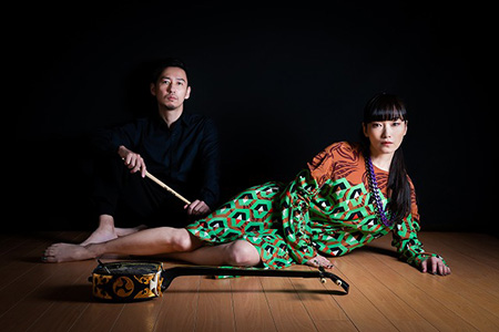 "里アンナ × 佐々木俊之 New Album ""MESSAGE Ⅱ – Reincarnation – ""Release Tour"